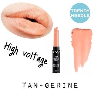 NYX High Voltage Lipstick Tan-Gerine